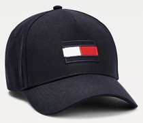 Baseball-Cap mit Flag aus Bio-Baumwolle