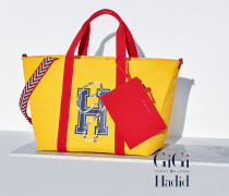 Gigi Hadid Tote-bag Aus Canvas