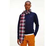 Uptown Schottenkaro-Schal aus reiner Wolle