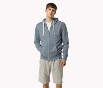Icon Baumwoll-sweatshirt Mit Kapuze