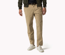 Relaxed Fit Chino Aus Stretch-baumwolle