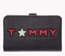 Mittelgroßes Logo-Portemonnaie