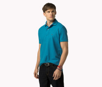 Luxuriöses Regular Fit Poloshirt