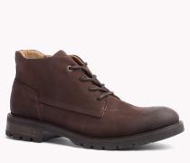 Ankle Boots Aus Wildleder
