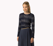 Gigi Hadid Mohair-pullover Mit Pailletten