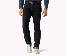Denton - Straight Fit Jeans