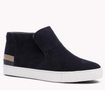 Mid-cut-sneakers Aus Wildleder