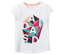 Girls Kleinkind Trainingsshirt / T-Shirt Rock It Cotton Tee