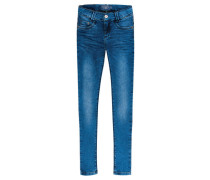 Mädchen Jeans Skinny Fit, blue