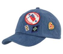 Damen Cap Gigi Hadid Denim Cap, Blau