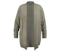 Damen Cardigan - Plus Size, Grün