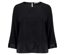 Damen Bluse, schwarz