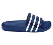 """Herren Badeschuhe """"Adilette blue"""", marine"""