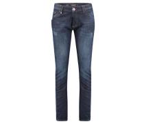 "Herren Jeans Super Straight Cut ""The way"", grau"