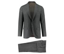Herren Anzug Regular Fit zweiteilig, grau