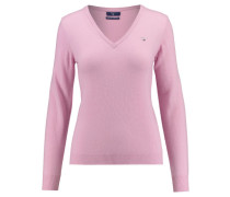 "Damen Pullover ""Super Fine Lambswool"", pink"