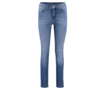 """Damen Jeans """"1230 Skinny"""" Regular Fit, blue"""