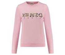 Damen Sweatshirt, flamingo