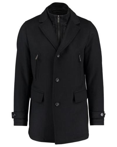 hugo boss herren herren mantel conant1 reduziert. Black Bedroom Furniture Sets. Home Design Ideas