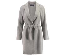 Damen Wollmantel Carmen Wool Coat, Grau