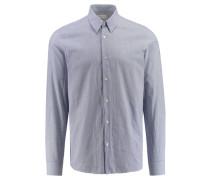 Herren Freizeithemd Curley 4287 Langarm, Blau