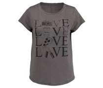 Damen T-Shirt verfügbar in Größe SM
