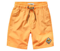 Boys Badeshorts Yulian, Orange