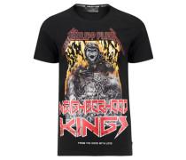 """Herren T-Shirt """"Chimata"""", schwarz"""