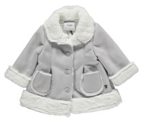 Mädchen Baby Mantel Gr. 74