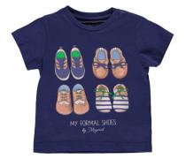 Baby T-Shirt, Blau