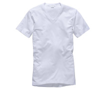 "Herren T-Shirt ""Natural Comfort"", weiss"