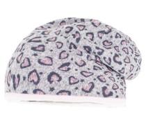Mädchen Beanie-Mütze, rose