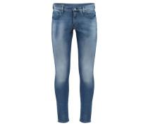 Herren Jeans Revend Super Slim Fit, Blau