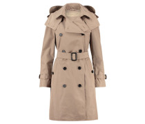 "Damen Trenchcoat ""Amberford"", sisal"