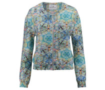 "Damen Blouson ""Wyatt the Bombe"", blau"