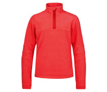 Girls Fleecepullover Mutey 1/4 Zip Top