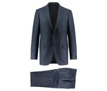 Herren Anzug Regular Fit zweiteilig, blau