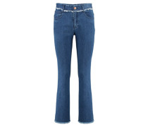 Damen Jeans Regular Fit, blue