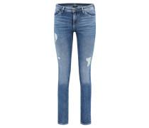 Damen Jeans, Blau