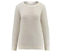 Damen Pullover Una, Weiß