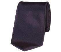 """Herren Krawatte aus Seide """"schmal"""" 6 cm, grau"""