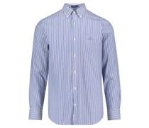 "Hemd ""The Broadcloth Stripe"""