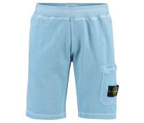 Herren Shorts, Blau