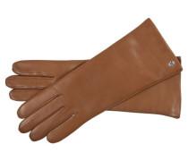 Damen Handschuhe, Braun