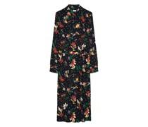 Kleid Schwarze Rose