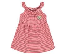 Mädchen Baby Jerseykleid, Rot