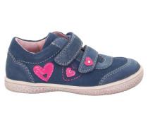 Mädchen Klettverschluss-Schuhe Teodora, Blau