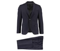 Herren Anzug Napoli Slim Fit, Blau