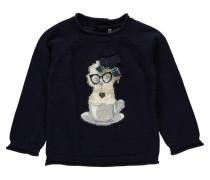 Mädchen Baby Pullover Gr. 80