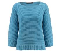 Damen Kaschmir-Pullover Simone, Blau